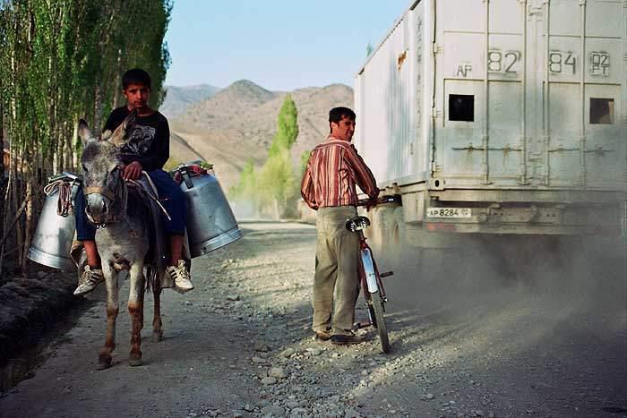 Zeravshan: Unterwegs in Tadschikistan