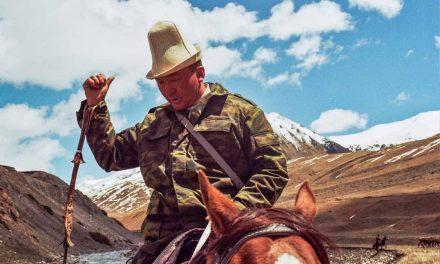ARTE: TV-Producer für 360° GEO-Reportage in Kirgistan