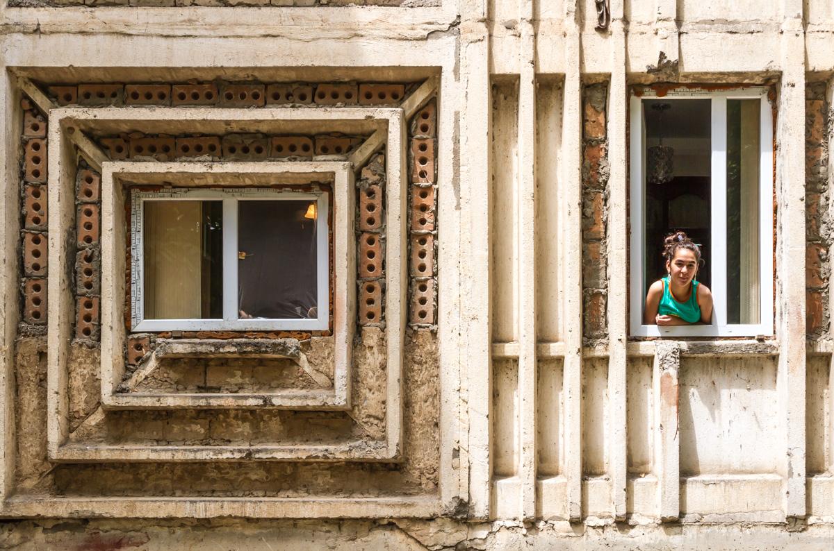Душанбе: Люди в городе