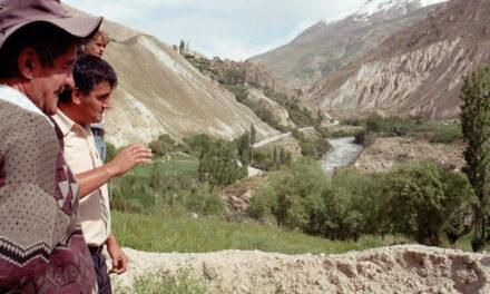 """Tadschikistan: Die """"Waldmeister"""" vom Pamir"""