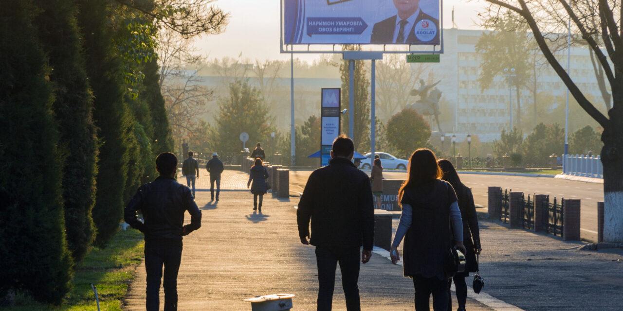 Usbekistan: Schawkat Mirsijajew ist neuer Präsident
