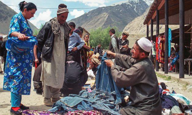 Tadschikistan / Afghanistan: Importierte Gefahr