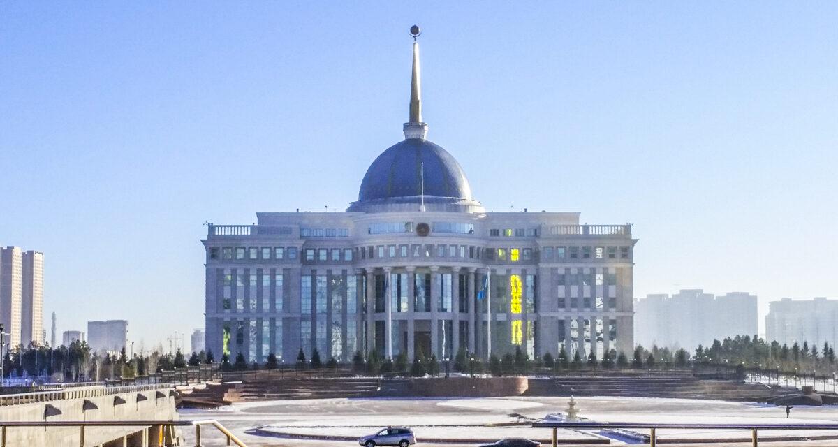 Kasachstan als Vermittler im Syrienkonflikt