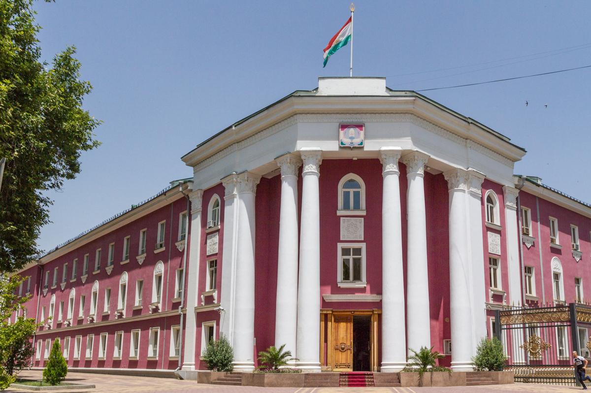 Die Stadtverwaltung von Duschanbe hat einen neuen Hausherren
