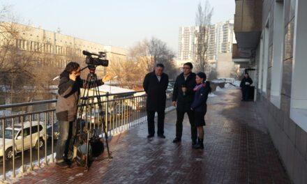 Pressefreiheit in Zentralasien: Unerwünschte Berichte
