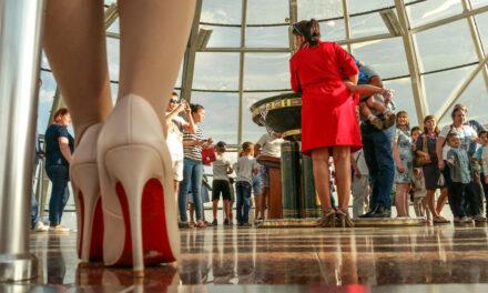 Fluter: Kasachstan, ein Land mit Aussichten – Interview mit Edda Schlager