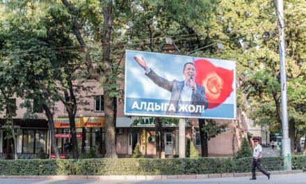 Präsidentschaftswahl in Kirgistan: Demokratie in den Kinderschuhen