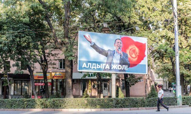 Wahlen in Kirgistan: Bewährungsprobe für die Demokratie