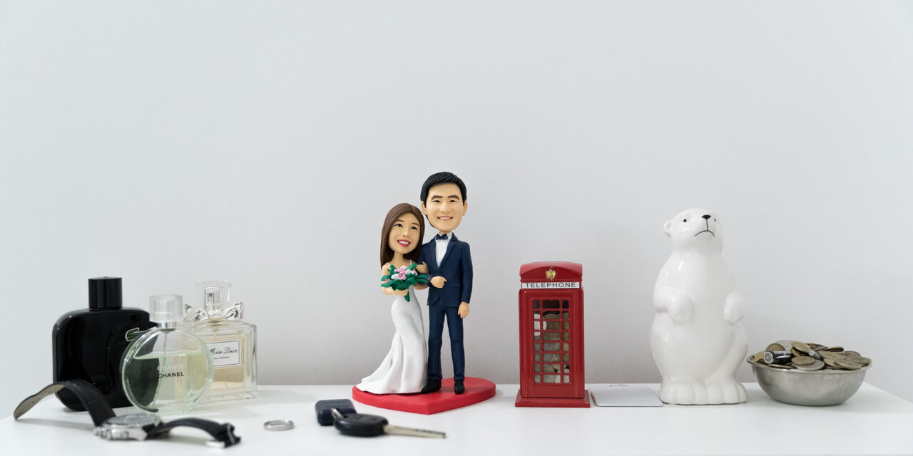Foreign Policy: A Silk Road Marriage (Tear Sheet)