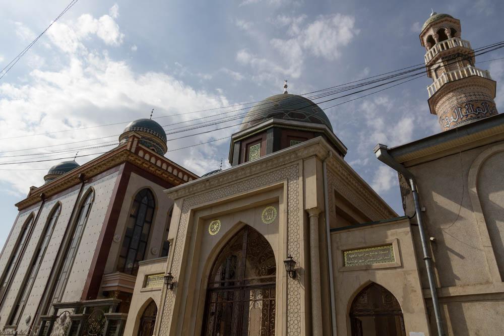 Moschee Sari Ossye in Duschanbe: Mehr als 2.000 Moscheen gibt es heute in Tadschikistan