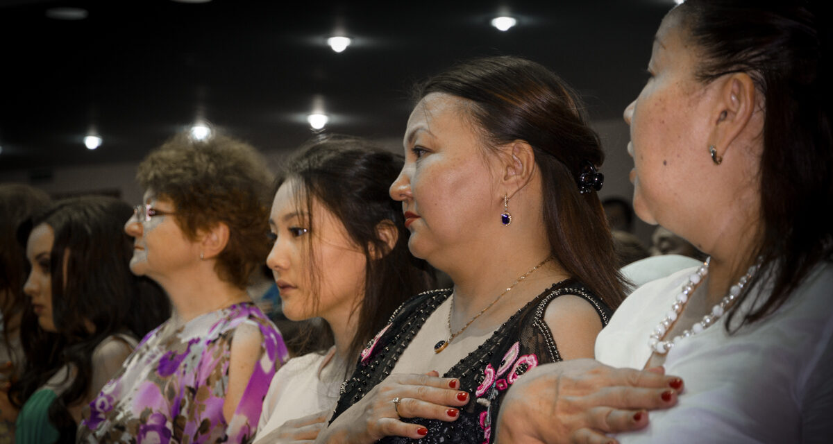 MINT-Fächer – Kein Problem für Frauen in Kasachstan