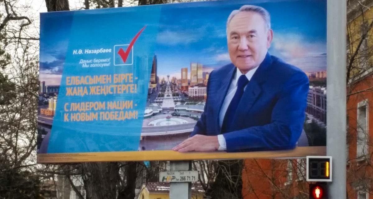 """Interview: """"Der Rücktritt Nasarbajews ist eine kluge Entscheidung"""""""