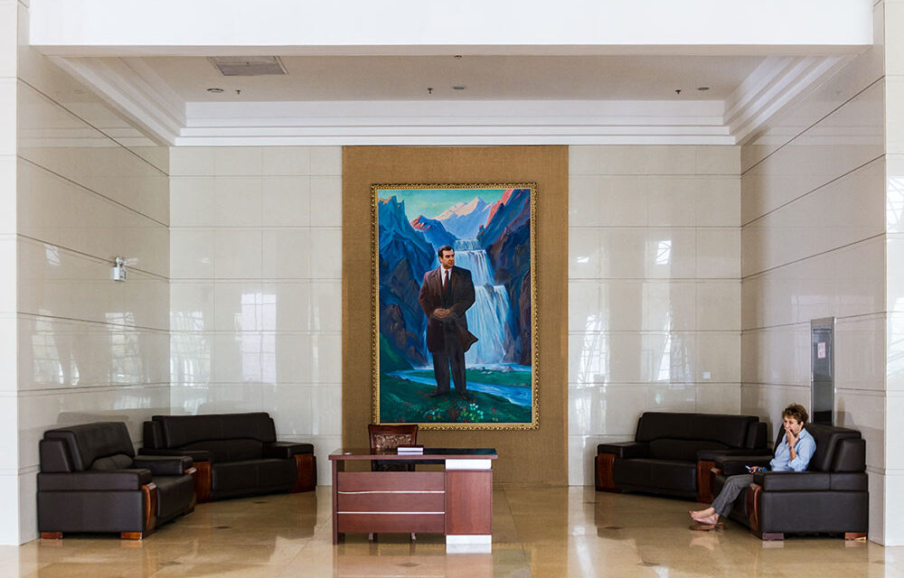 Im Namen des Präsidenten: Tadschikistan im Abwärtsstrudel