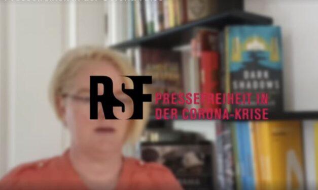 Reporter ohne Grenzen: Coronavirus und Pressefreiheit in Zentralasien