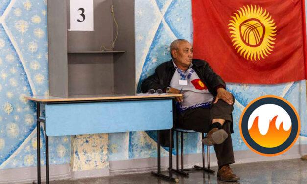 Podcast Shashlyk Mashlyk (06): Kirgistan – Insel der Demokratie?