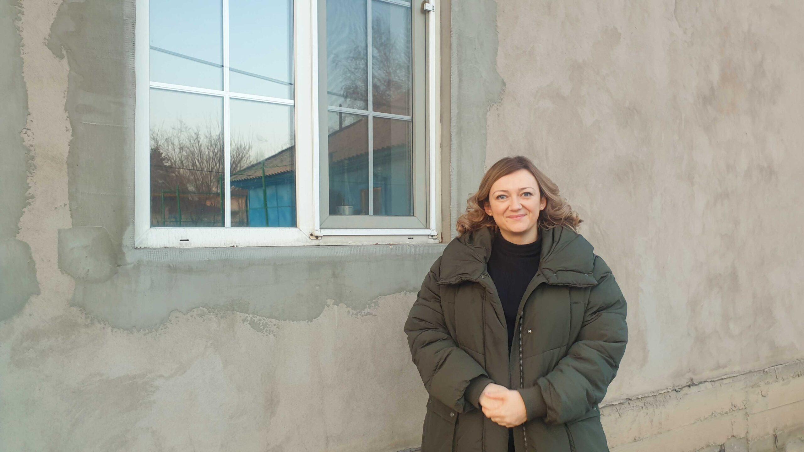 Jekaterina Kirschmann ist Russlanddeutsche und lernt am Goethe-Institut Kasachstan Deutsch